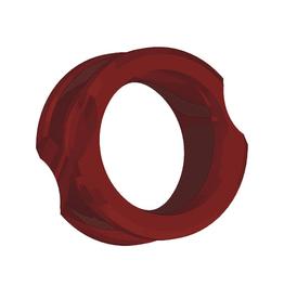 """G5 G5 Meta Peep Hunter 3/16"""" Red"""
