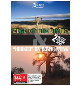 2 Blade Productions Edge of the Divide/Hooked on Bowhunting DVD