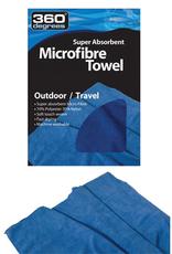 360 Degrees 360 Degrees Microfibre Towel