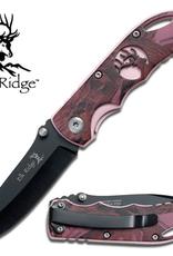 Elk Ridge Elk Ridge Pink Camo Knife