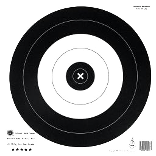 Martin White Field Target 50cm