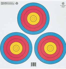 Vegas 3 Spot Colour Target Triangle.