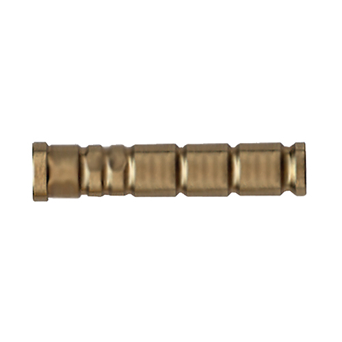 Gold Tip Gold Tip Brass .246 Insert 1 Doz.