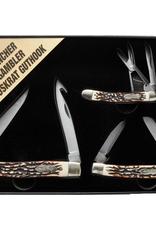 The Knife Kompany Uncle Henry 3Piece Knife Gift Set