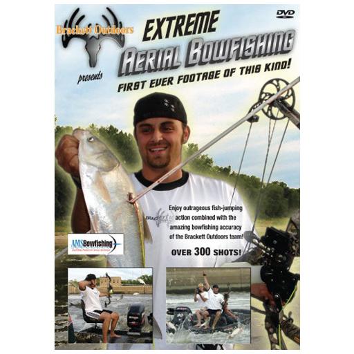 AMS Extreme Aerial Bowfishing DVD