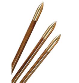 3Rivers Bullet Nose Brass Glue On 5/16 125gr. (Each)