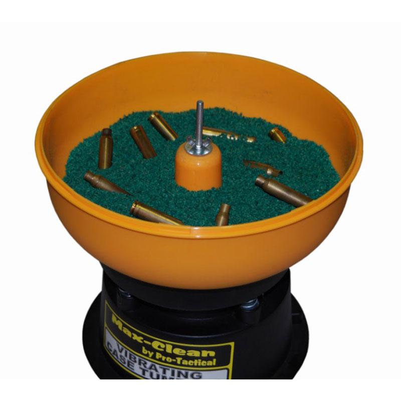 Max Clean Max-Clean Case Tumbler Media Treated Corn Cob - 5lbs