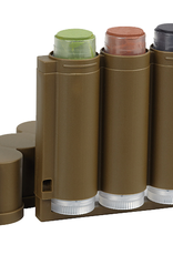 Hunter's Specialties H.S. 3 Speed Camo Creme Tube Makeup Brown/Green/Black
