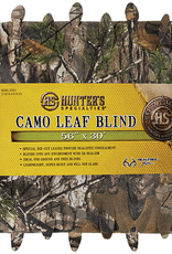 """Hunter's Specialties H.S. Camo Leaf Blind Material 56""""x30' APX"""