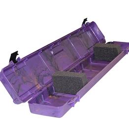 MTM Molded Products MTM Ultra Compact Arrow Case Purple Camo