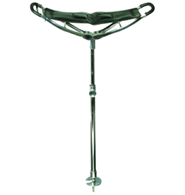 STC Shooting Seat Stick W/Leather Seat