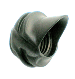"""Specialty Archery Specialty Pro Series 37 Degree Hooded Peep Housing 1/8"""""""