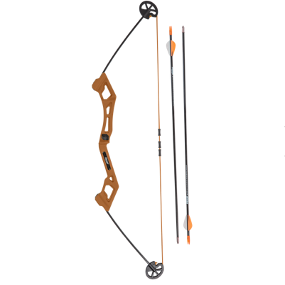 Bear Archery Bear Archery VALIANT. Youth Bow Orange/Black