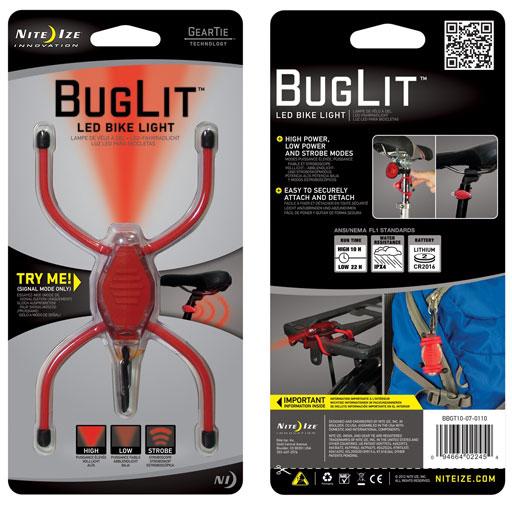 Niteize Niteize Bike Bug - Red Led