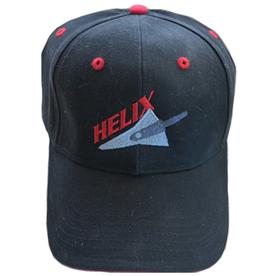 Strickland Helix Broadhead Logo Cap Black