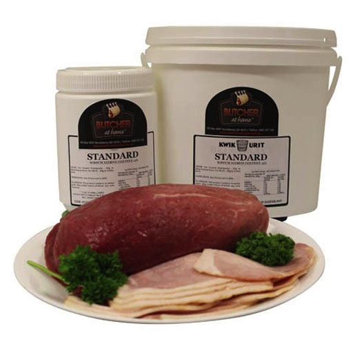 Butcher at Home KWIKURIT Californian Ham & Bacon Meat Cure  2.7kg