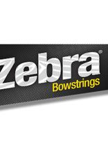 """Zebra Zebra Bow Cable 28 1/8"""" Chill"""