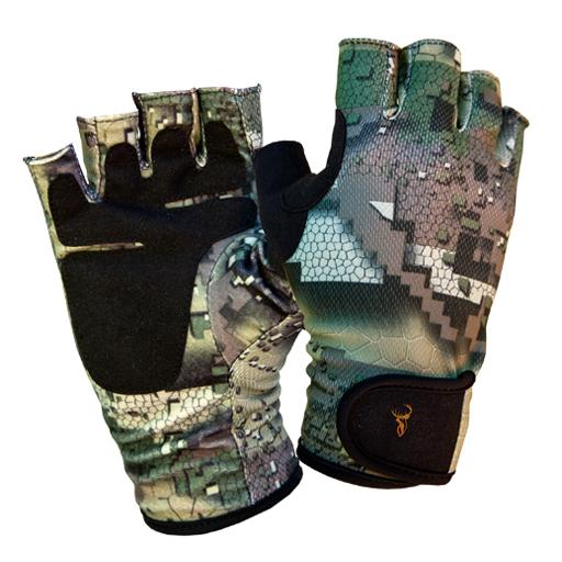Evolve Outdoors Hunters Element Hydrapel Gloves Fingerless
