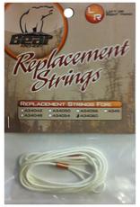 "Bear Archery Bear Replacement String 53"" White"
