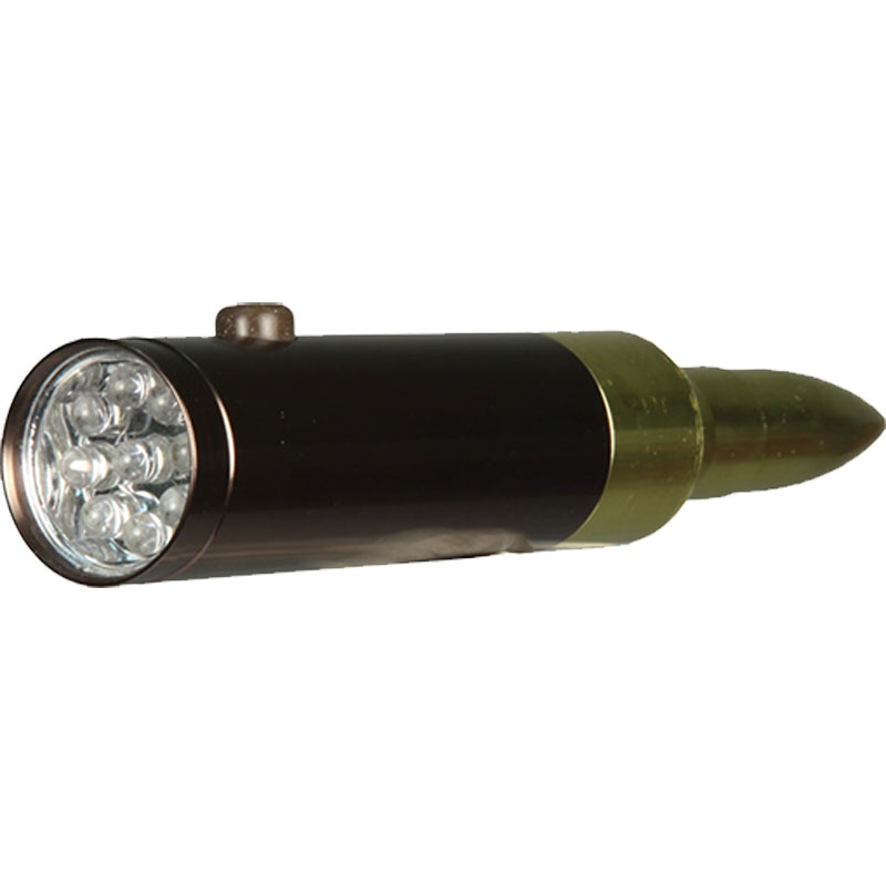 Rivers Edge Giant Bullet 9 Led Flashlight