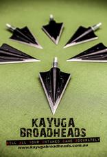 Kayuga Broadheads Kayuga Broadheads 125gr 6 Pack