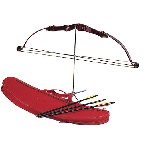 Cartel Cartel Mini Compound Bow Set Red
