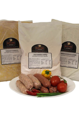 Butcher at Home Gourmet Sausage Minted Lamb GSM 1.25kg
