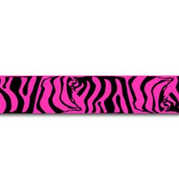 "Eze Crest Wraps Eze Crest Arrow Wraps Hot Pink Zebra 4"" 1Doz."