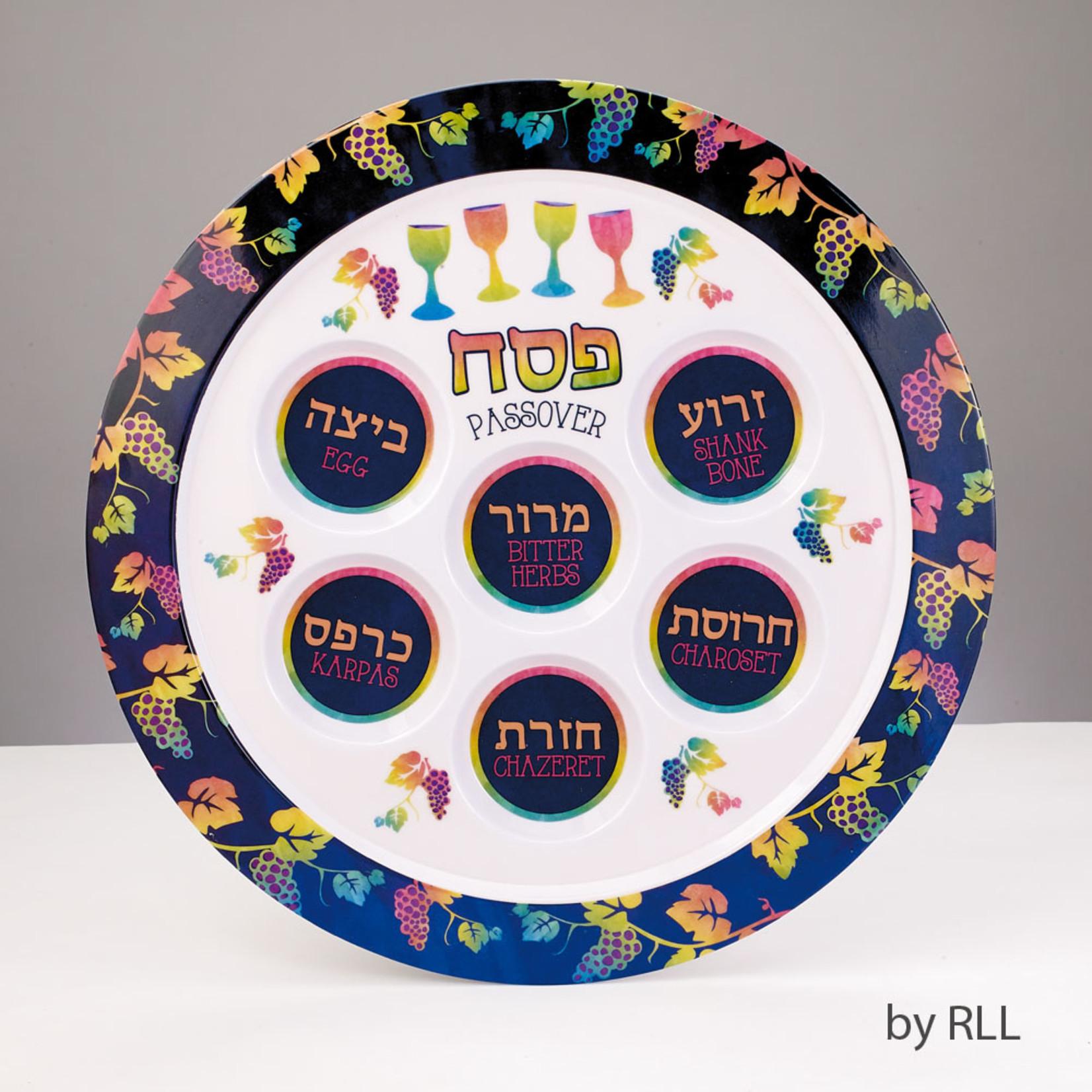 Seder Plate, Melamine