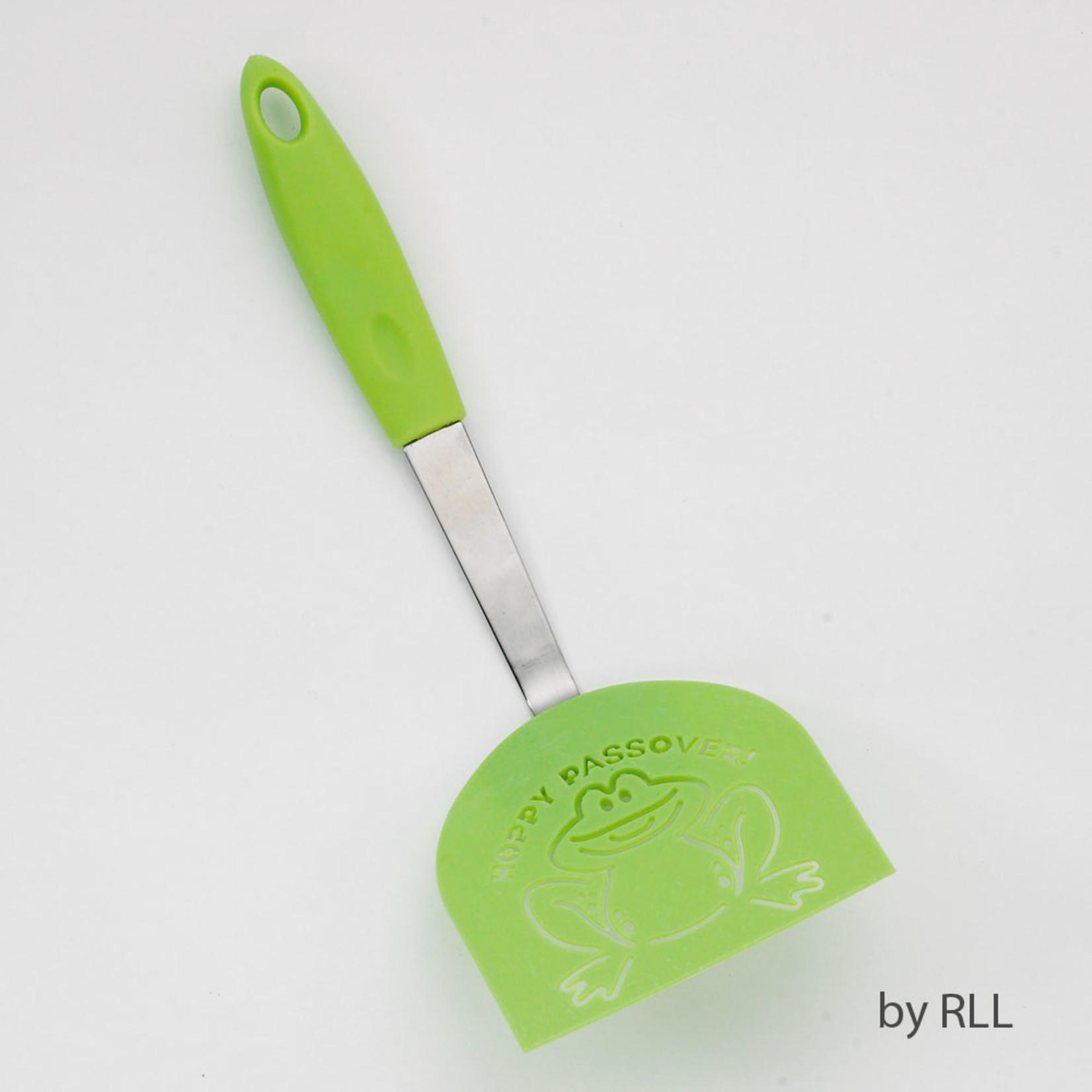 Spatula, Frog ''Hoppy Passover'' Design