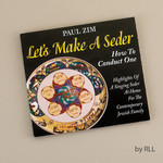 ''Let's Make a Seder'' Passover CD, Paul Zim