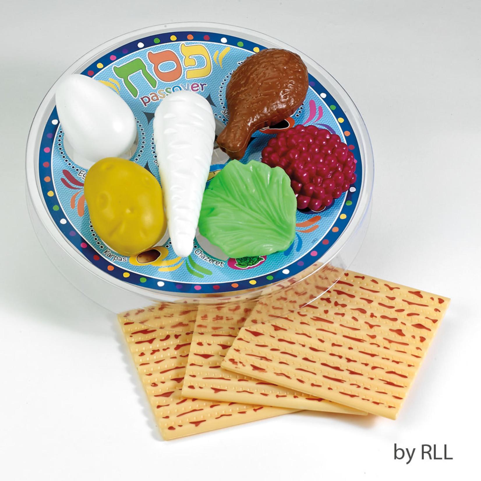 Passover Plastic Toy Set, Deluxe, 10pcs
