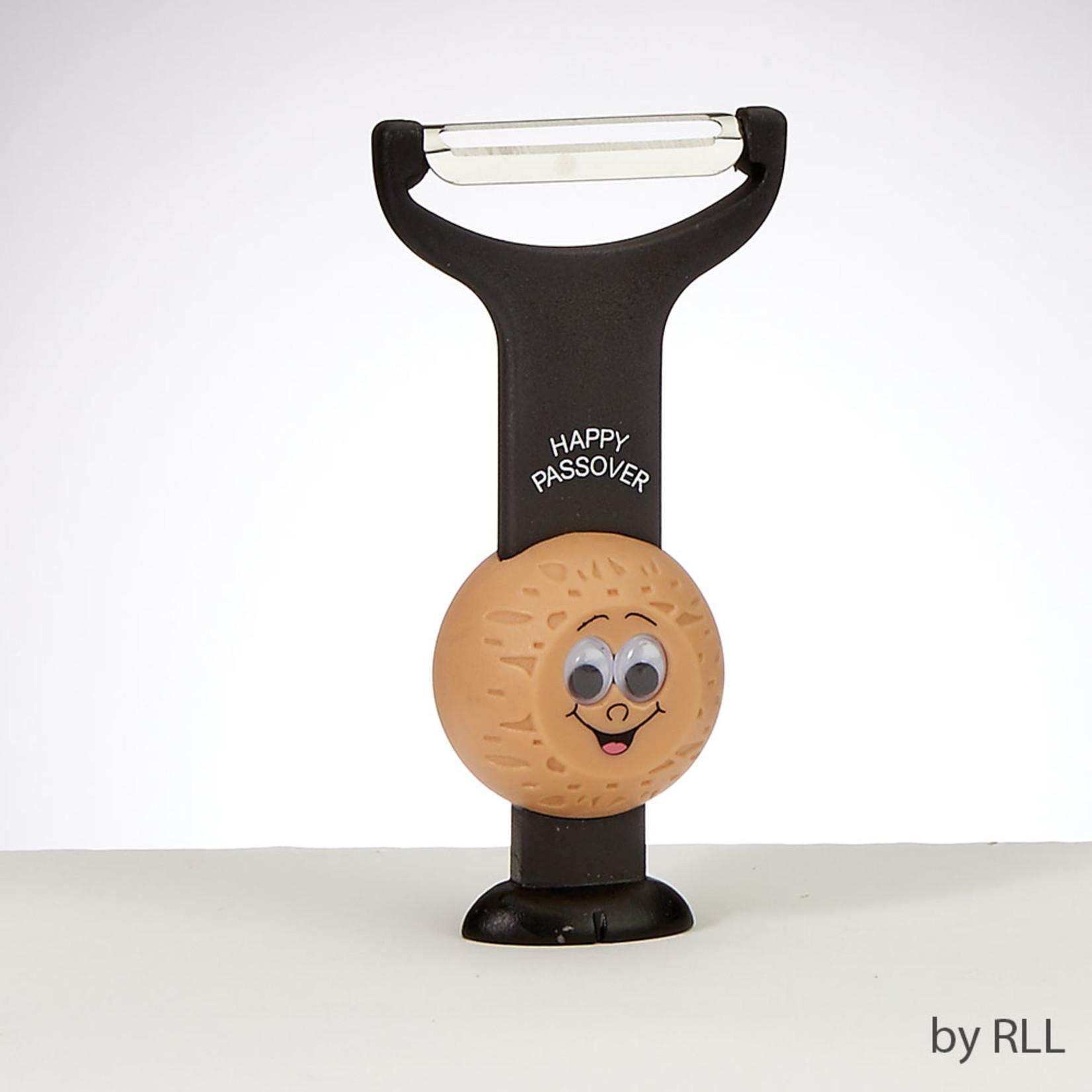 Vegetable Peeler, Matzah Ball Design
