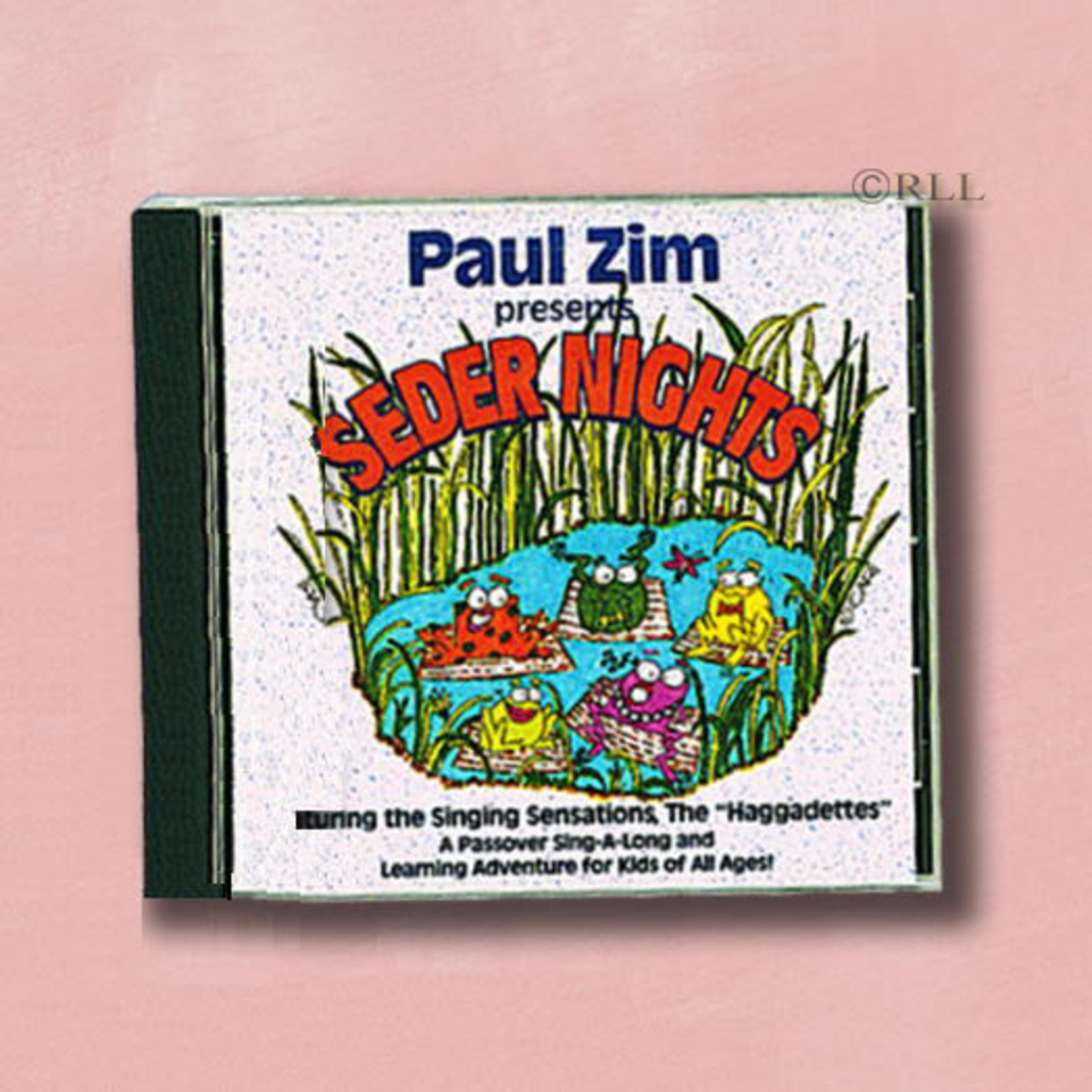 ''Seder Nights'' Passover CD, Paul Zim