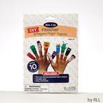 Ten Plagues Foam Finger Puppet Craft Kit