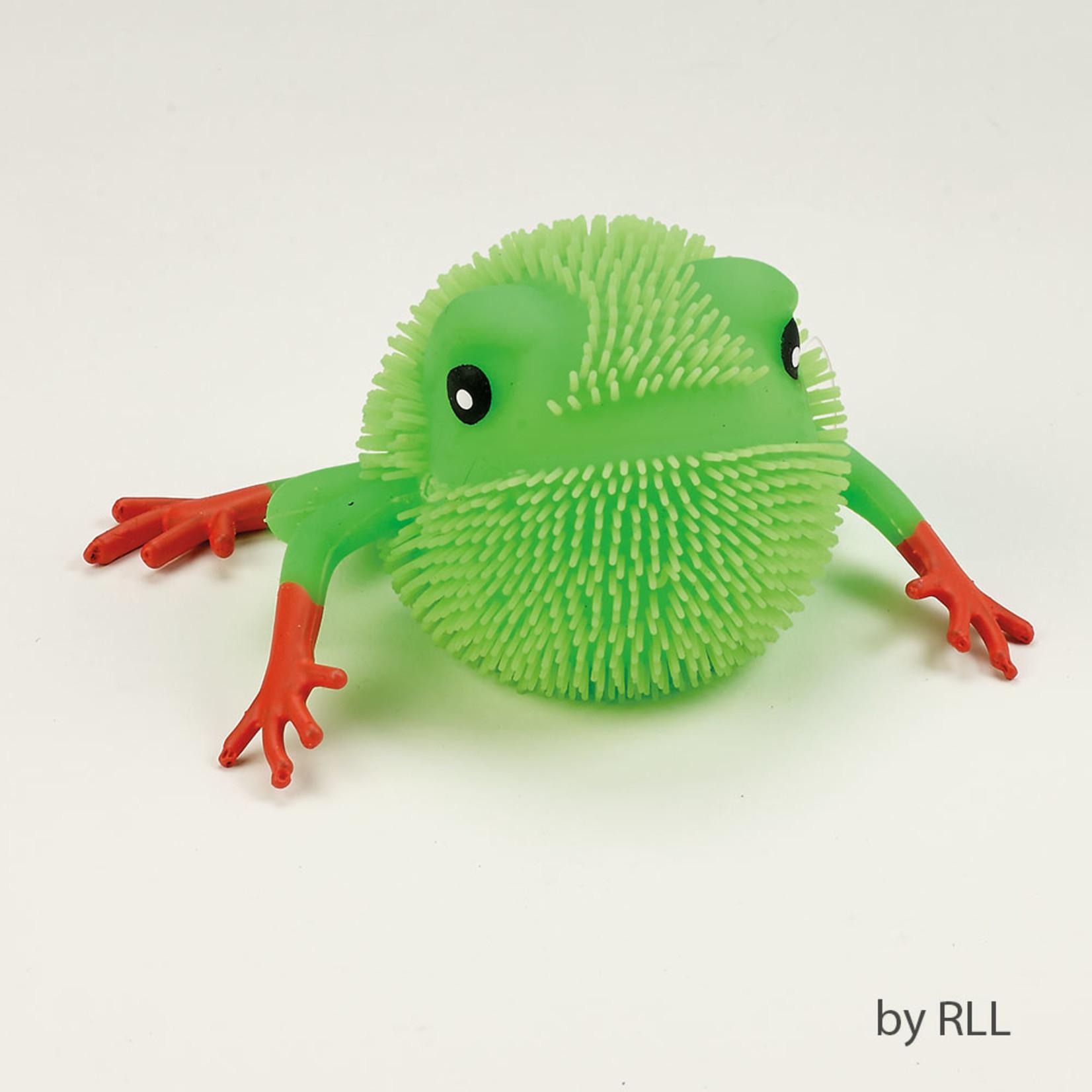 Squoosh Frog