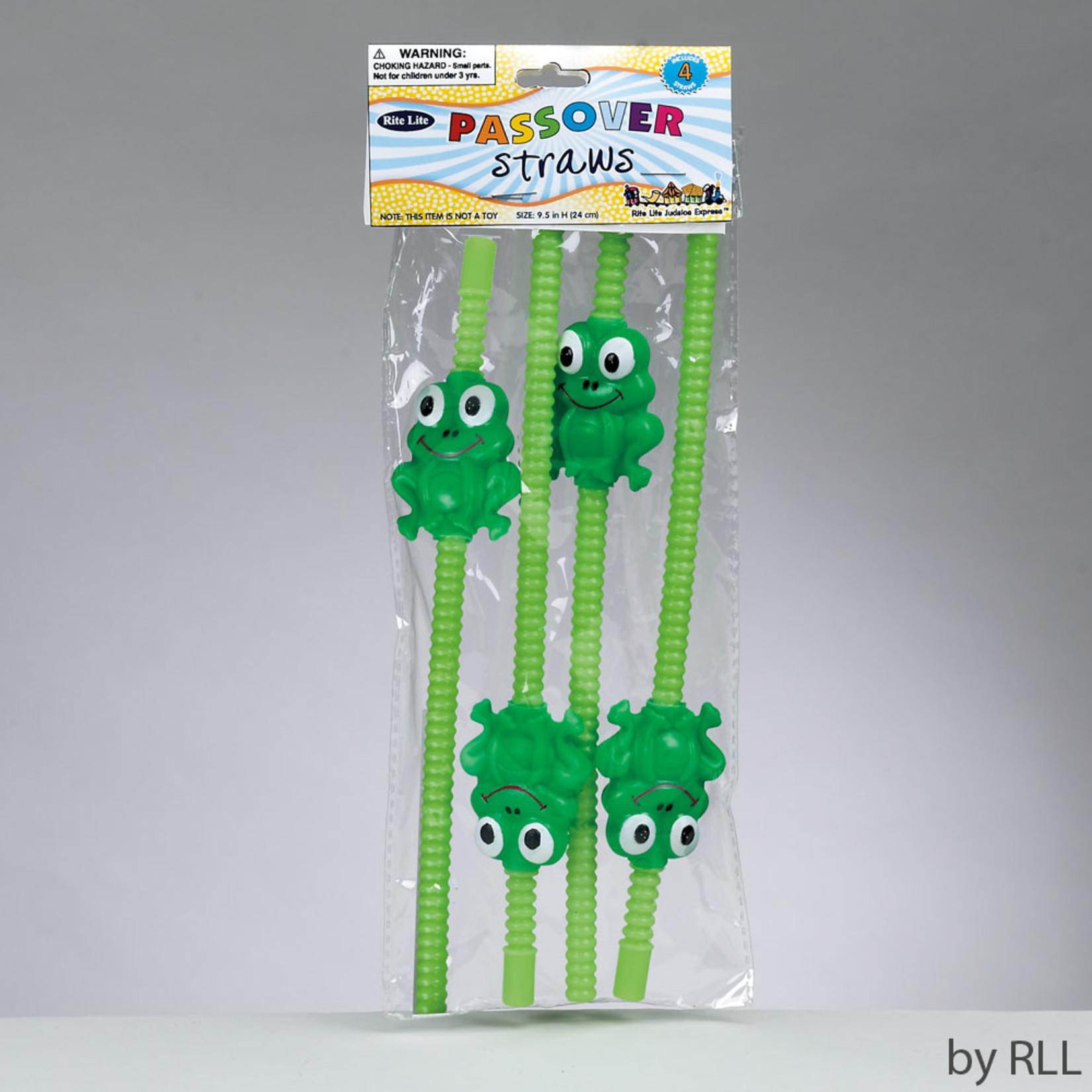 Passover Straws, 4-pack