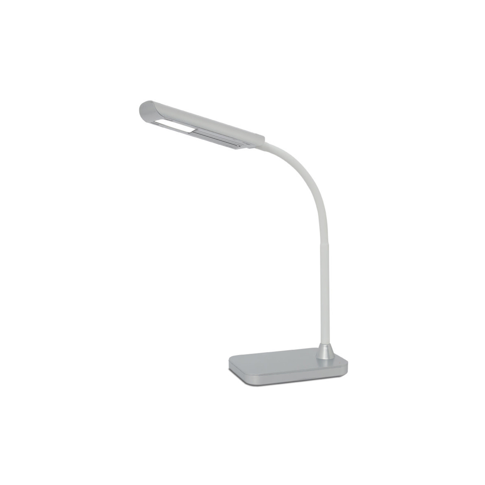 Shabbos Solution Or Li Shabbat Lamp - North American Model, Grey/Silver