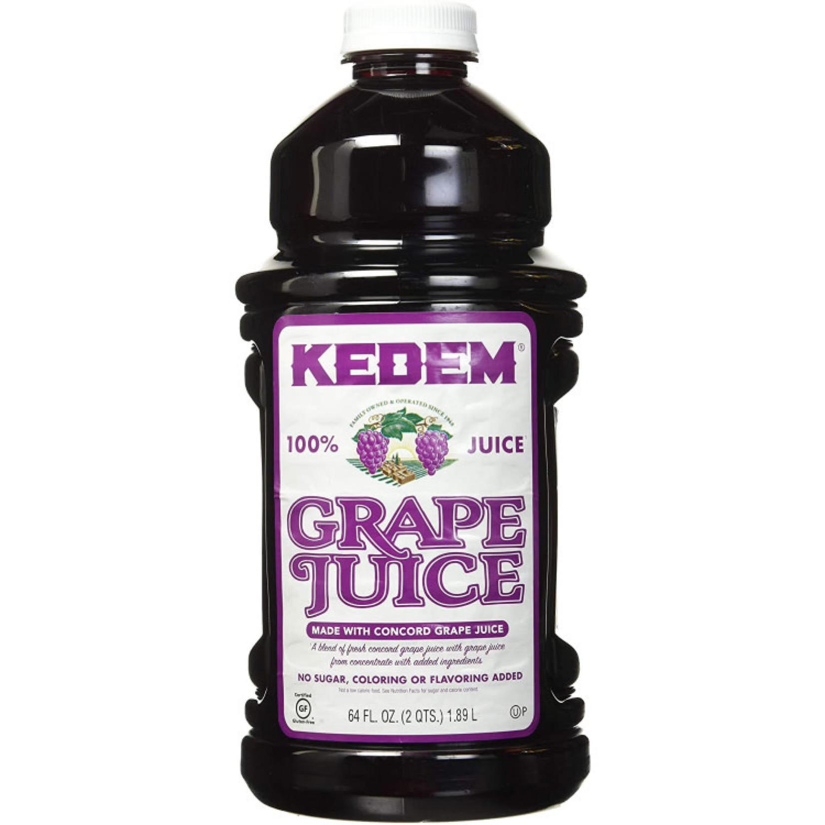 Kedem Concord Grape Juice
