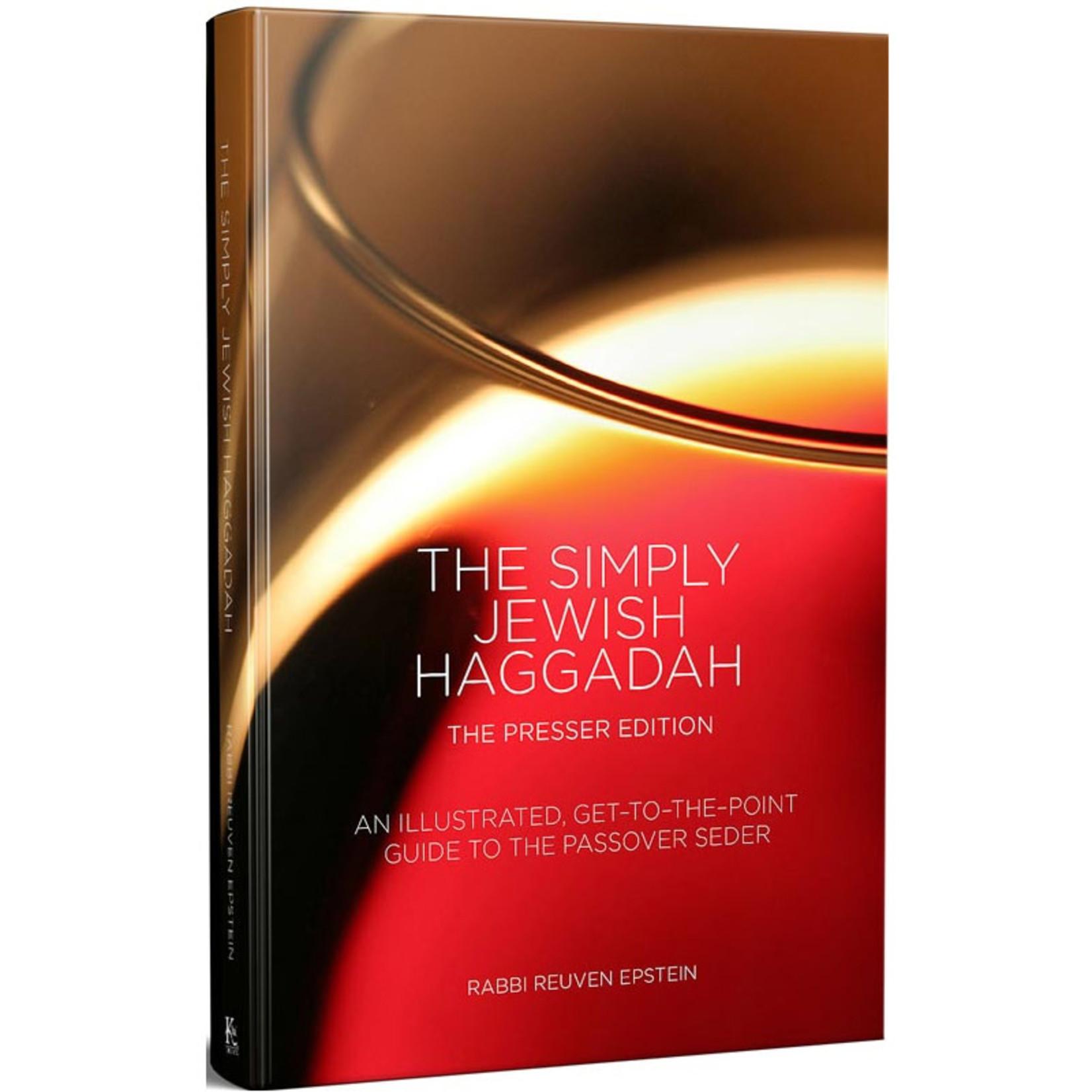 Simply Jewish Haggadah