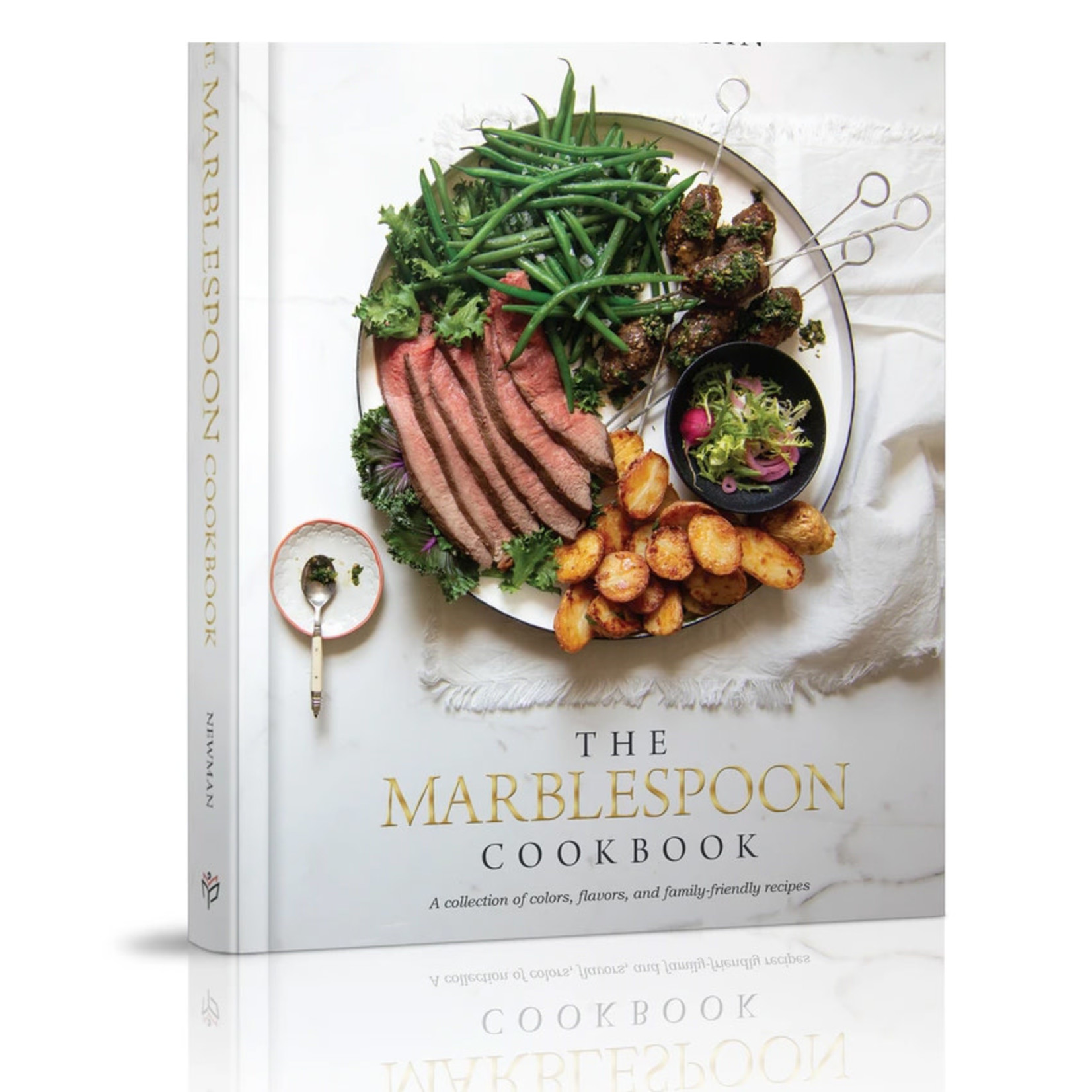 Vera Newman Marblespoon Cookbook