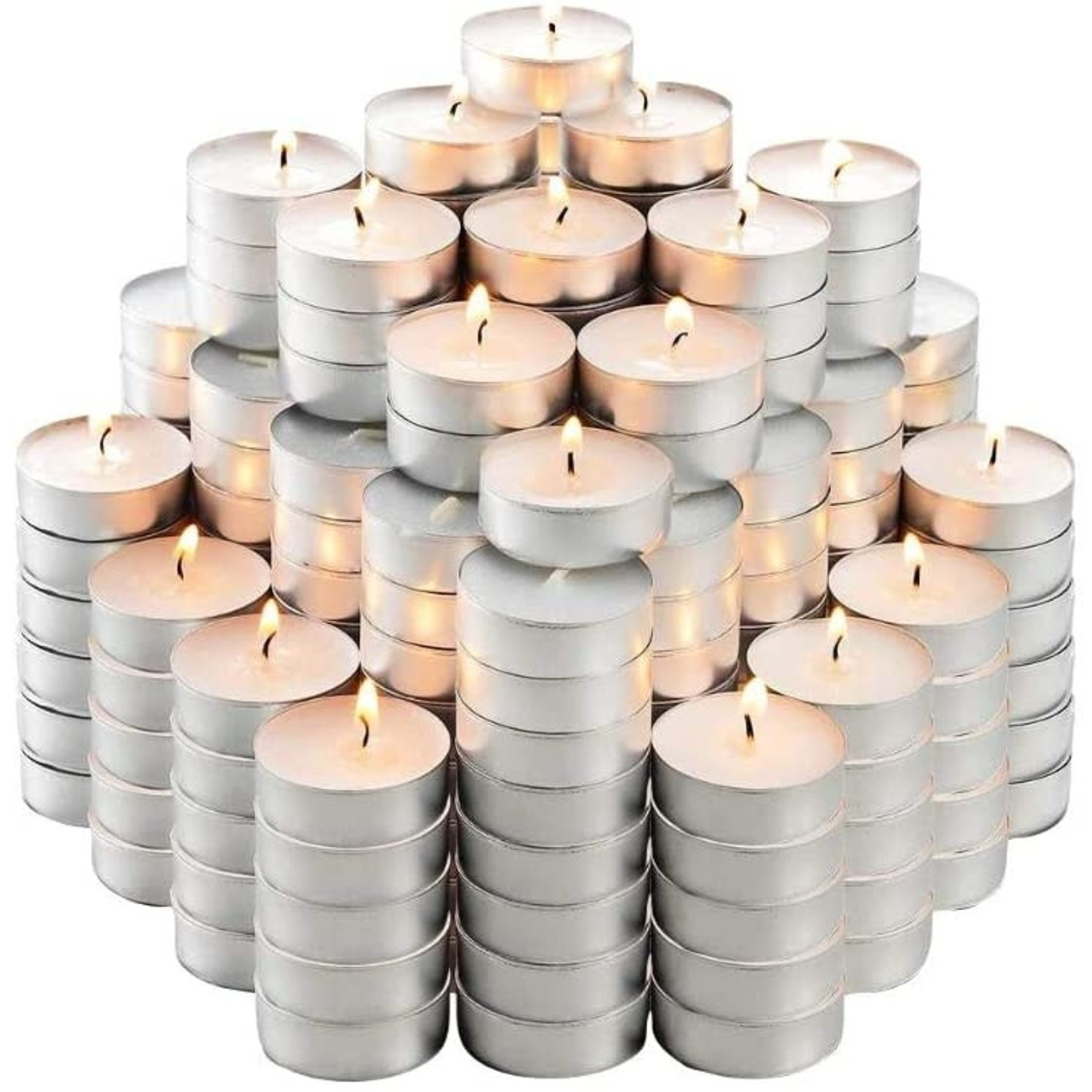 Tealights, 100-pack