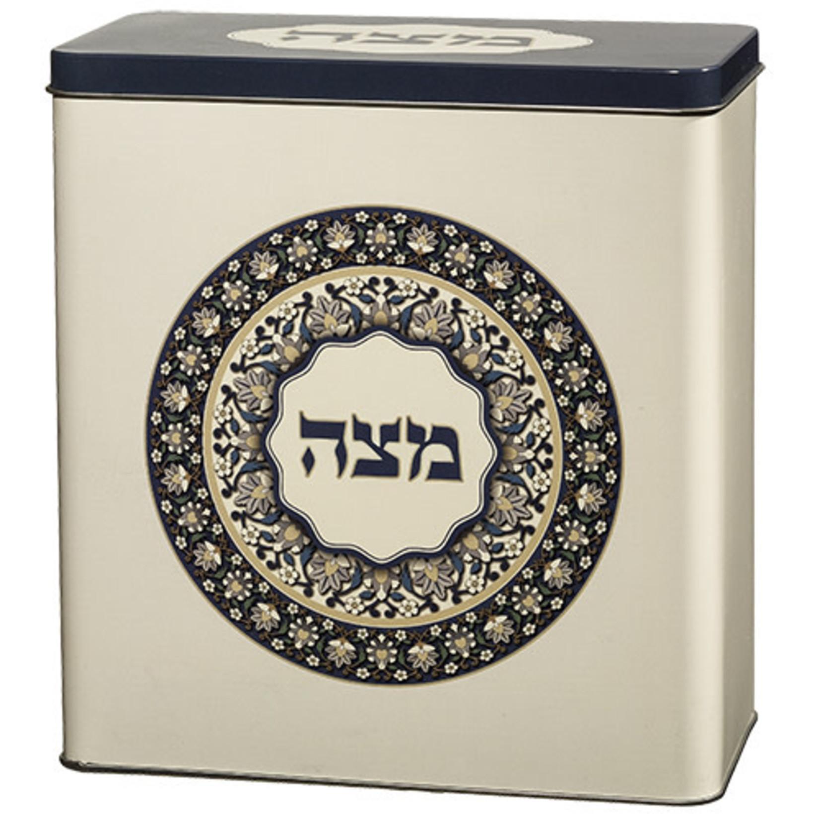 Matzah Box, Aluminum