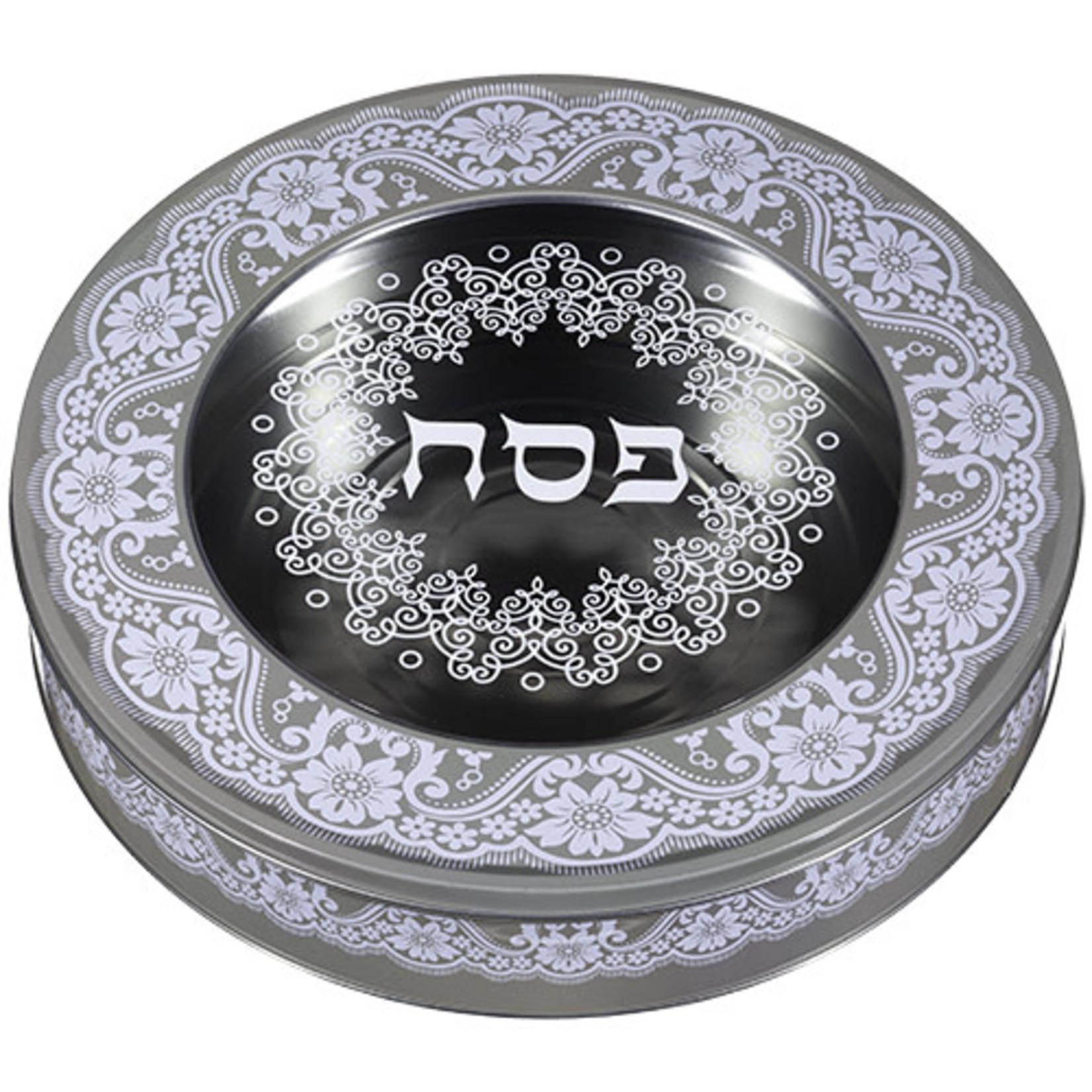 Shmurah Matzah Box, Aluminum