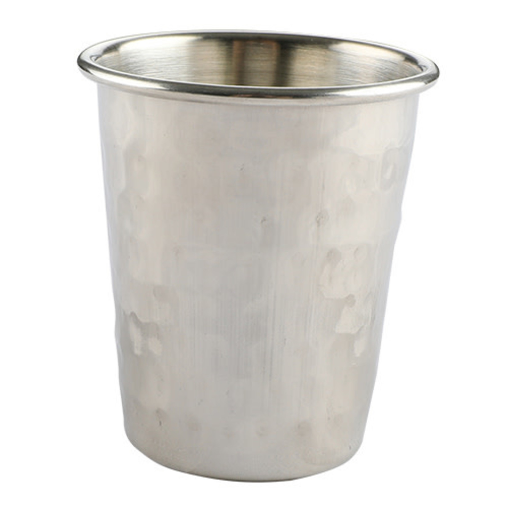 Kiddush Cup, Stemless, Stainless Steel