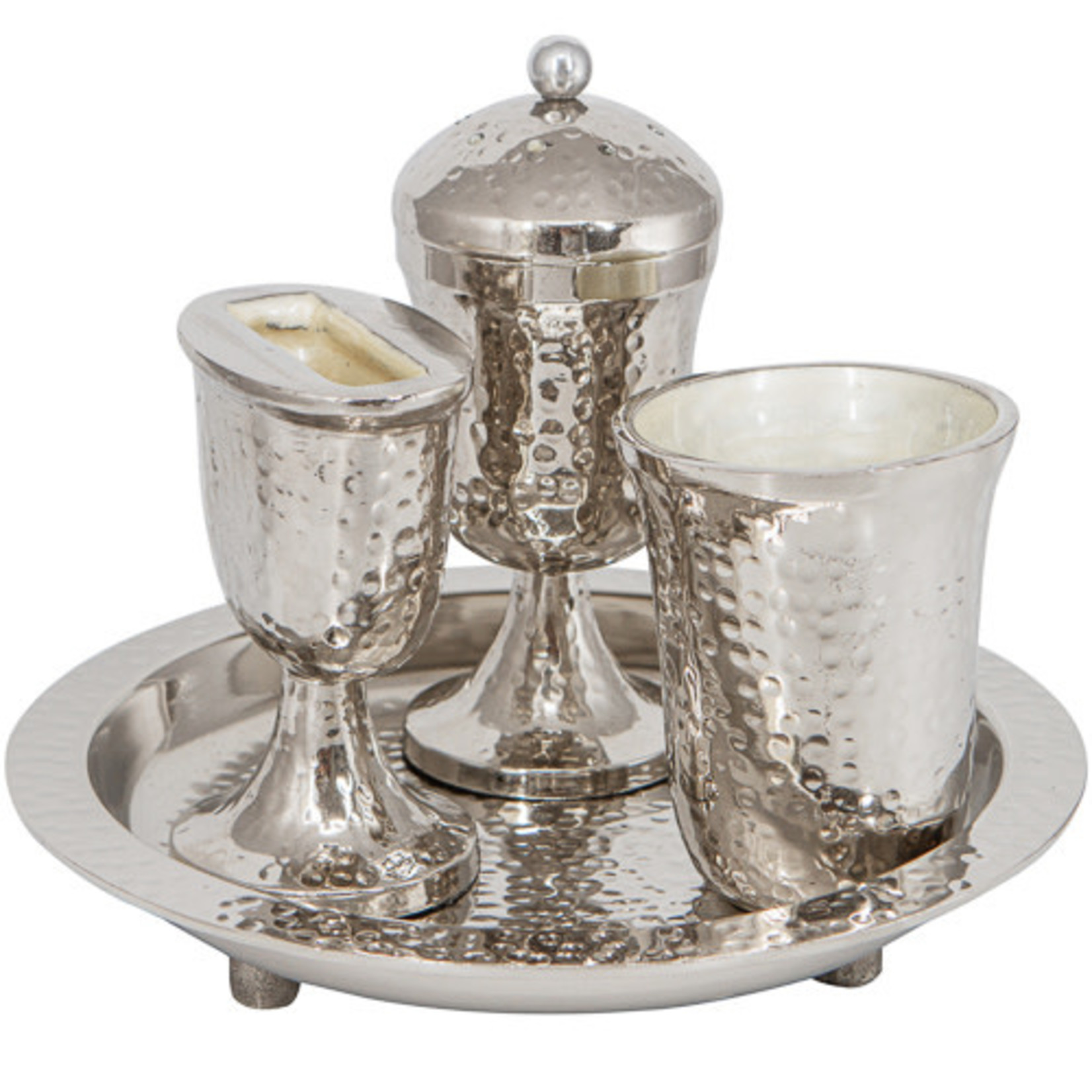 Havdallah Set, Aluminum