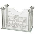 Matzah Stand, Crystal