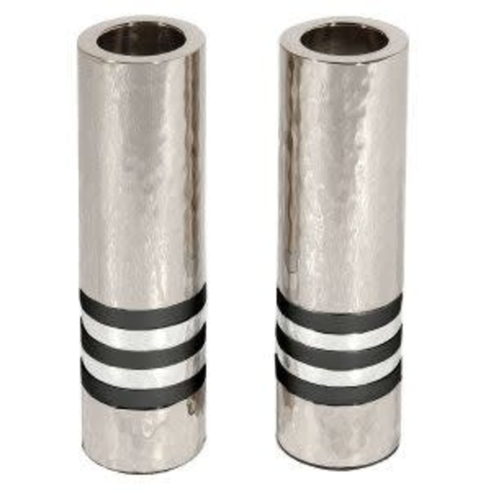Yair Emanuel Candlesticks, Aluminum