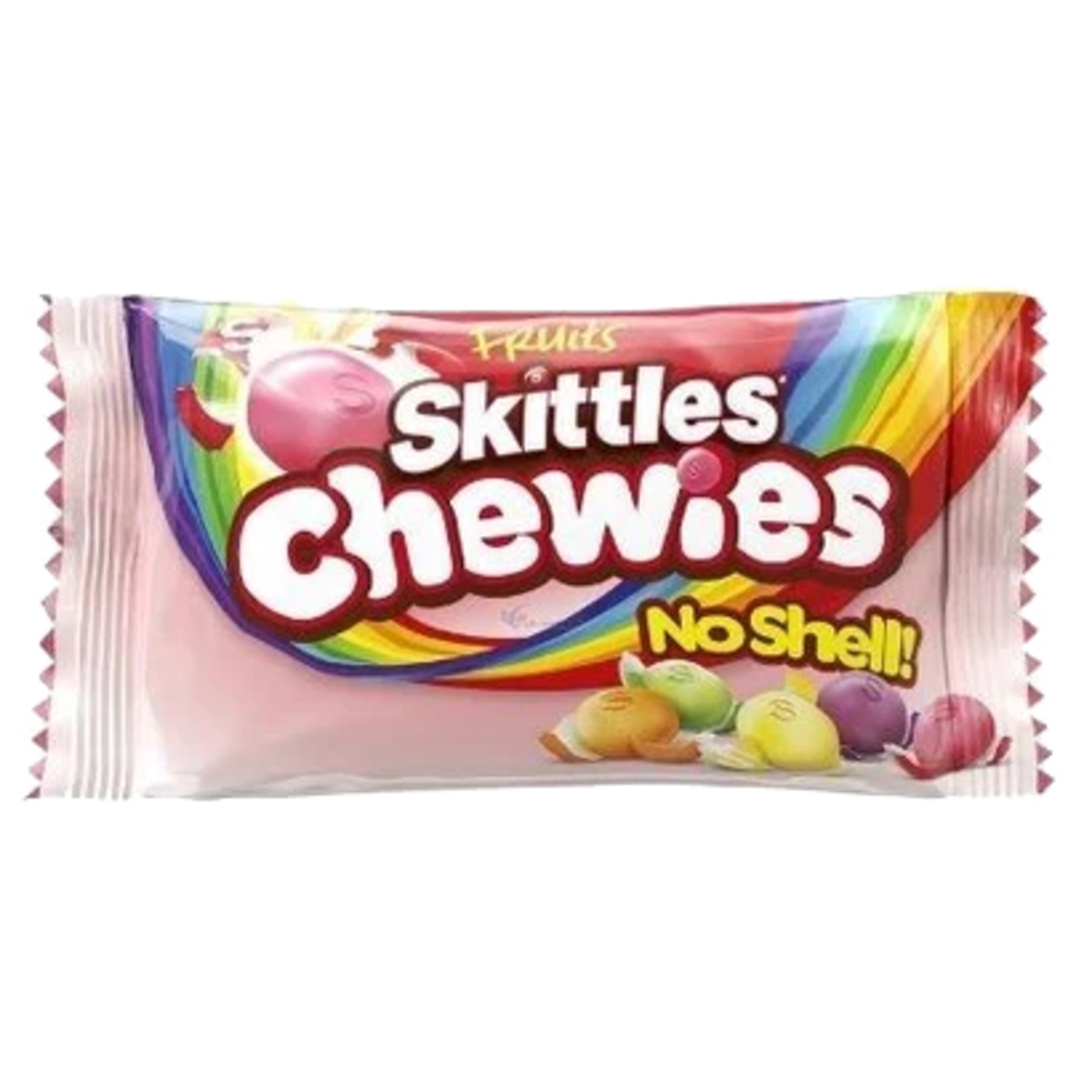 Skittles Chewies, Fruit Flavour, 45g