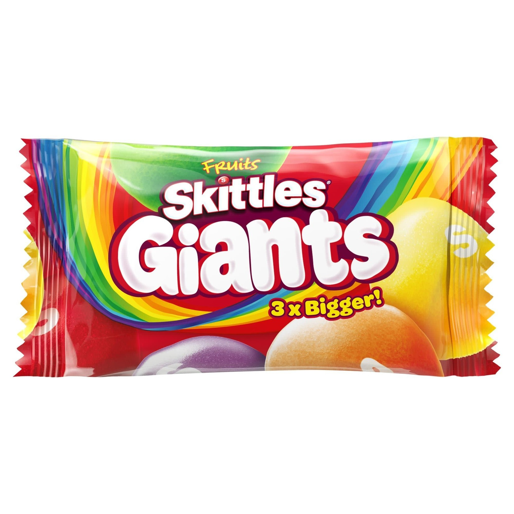 Skittles Giants, Fruit Flavour, 45g